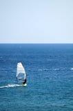 Windsurf. Ing in Alacati, Cesme, Turkey Stock Images