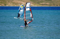 Windsurf Images stock