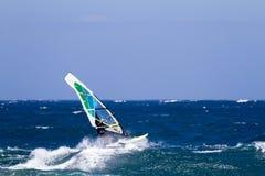 windsurf Photographie stock libre de droits