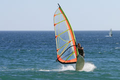 Windsurf Foto de Stock