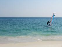 Windsurfer Royalty-vrije Stock Foto
