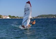 Windsurfer immagini stock libere da diritti
