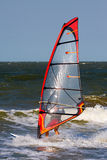 Windsurfer Fotografia Stock