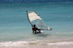 Windsurfer Images stock