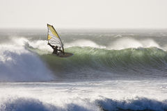 windsurfer Zdjęcia Royalty Free