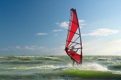 Windsurfer Stock Fotografie
