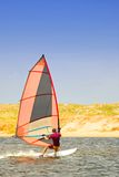 windsurfer 20 Στοκ Φωτογραφία