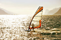 Windsurfer Image stock