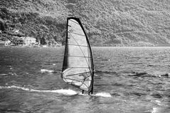 Windsurfer Photographie stock libre de droits