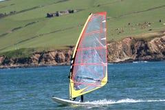 windsurfer Στοκ Εικόνα