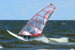 Windsurfer Immagini Stock