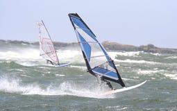 Windsurfer imagen de archivo