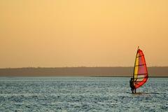 windsurfer Стоковое фото RF