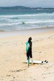 Windsurfer Zdjęcie Royalty Free