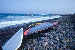 Windsurfer Stock Photos