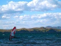 windsurfer Стоковая Фотография RF