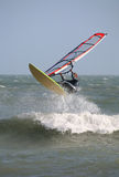 windsurfer obraz stock