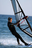 Windsurfer Royalty Free Stock Image