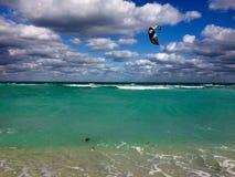 windsurfer imagens de stock