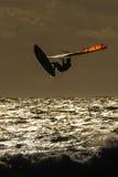 windsurfer Fotografia Royalty Free