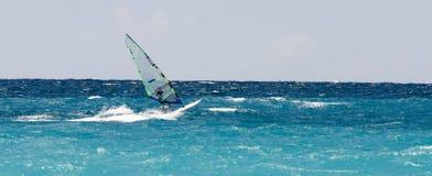windsurfer Στοκ εικόνες με δικαίωμα ελεύθερης χρήσης