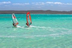 Free Windsurfers Stock Photography - 154680692