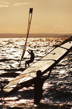 Windsurfers Royalty Free Stock Photography
