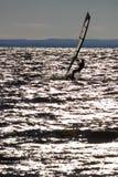 Windsurfers Royalty Free Stock Photos