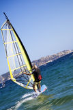 Windsurfers Stock Image