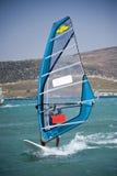 windsurfing Стоковое Изображение