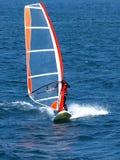 Windsurfing Fotografia Stock