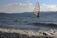 Windsurfing Стоковые Фото