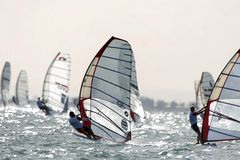 Free Windsurfing Stock Photo - 2632220