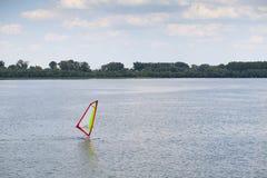 Windsurfing стоковое фото