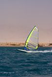 Windsurfing Στοκ φωτογραφία με δικαίωμα ελεύθερης χρήσης