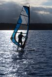 Windsurfing Fotos de Stock