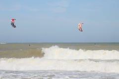 Windsurfing Royalty Free Stock Image