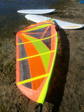 Windsurfing Royalty Free Stock Photos