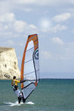 WINDSURFING-wind Stock Image