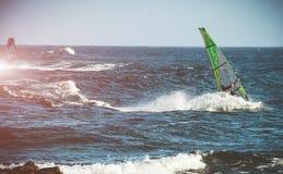 Windsurfing Stock Photos