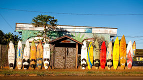 Windsurfingseiland Maui. Royalty-vrije Stock Fotografie