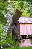 Windtausendstel stockfoto