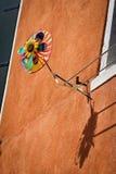 Windtausendstel in Venedig lizenzfreie stockfotografie
