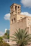 Windtower di architettura Fotografia Stock Libera da Diritti