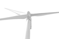 Windturbin Arkivfoton