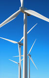 WindTurbine_02 stock images