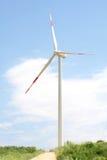 Windturbine Stockbild