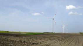 Windturbine 11 stock foto