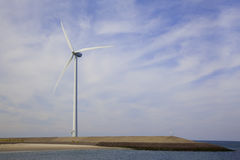 Windturbine Photo libre de droits