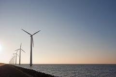 Windturbine Image stock